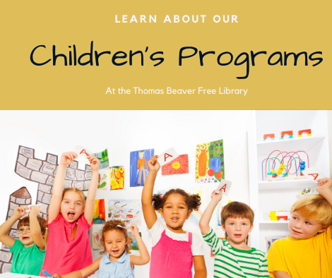 childrens programs graphic