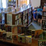 inside thomas beaver free library