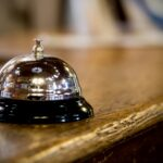 service bell on the counter