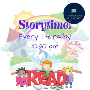 Storytime with Miss Beth!