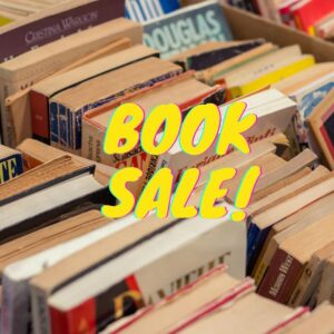 Book Sale is Back!